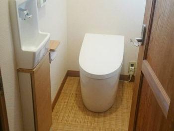 旭市 S様邸 トイレ施工事例