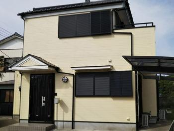 匝瑳市 Y様邸 外装塗装施工事例