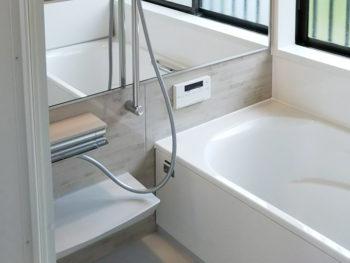匝瑳市 U様邸 浴室、脱衣場施工事例