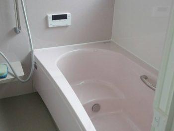 匝瑳市 I様邸 浴室施工事例